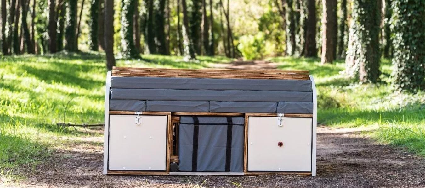 Van Camping Box